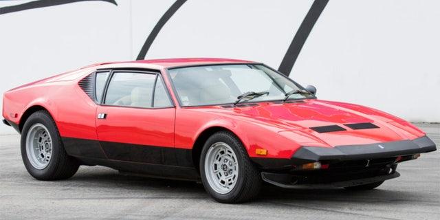1983 De Tomaso Pantera