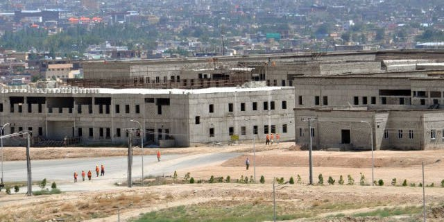 Explosions and gunfire were heard at a military university in Afghanistan early Monday, as reports emerged that the school was under attack.