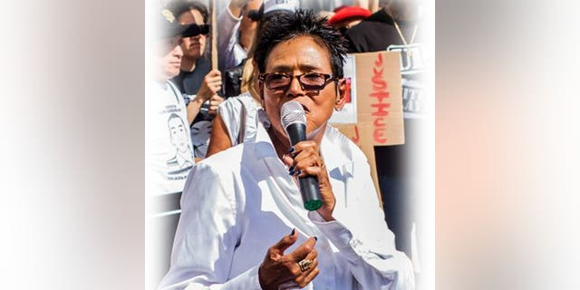 The city of Oakland, Calif., will pay a $2.2 million settlement to ex-Black Panther leader Elaine Brown, pictured, after a physical attack by a city councilwoman.