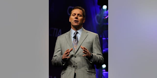 Steve Largent was a top receiver in the NFL for several years.