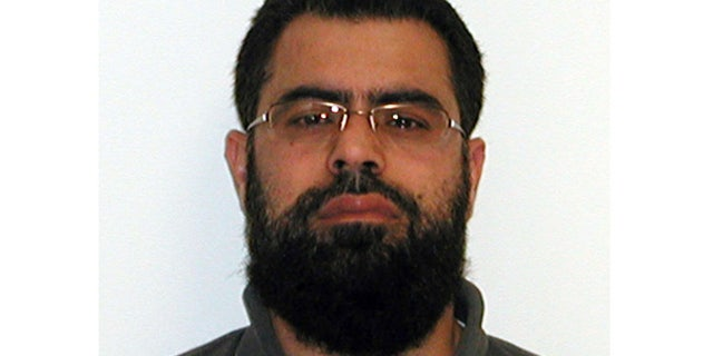 Farooque Ahmed, the Pakistani-born Virginia man accused of plotting to bomb Washington-area subway stations.