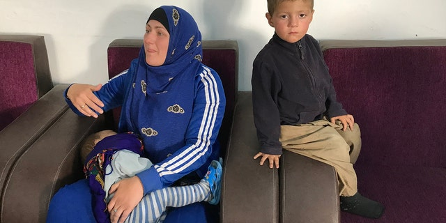 Lena Frizler talks of returning to her native Germany after fleeing to be an ISIS wife, but fears her children will be taken from her.
