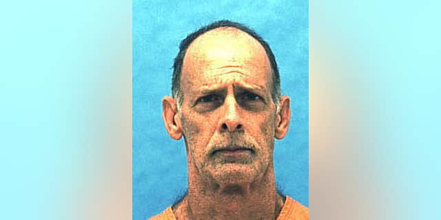 This undated photo made available by the Florida Dept. of Law Enforcement, shows Jerry Correll.
