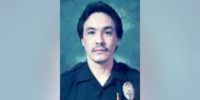 Sgt. George Aguilar, courtesy of Officer Down Memorial Page