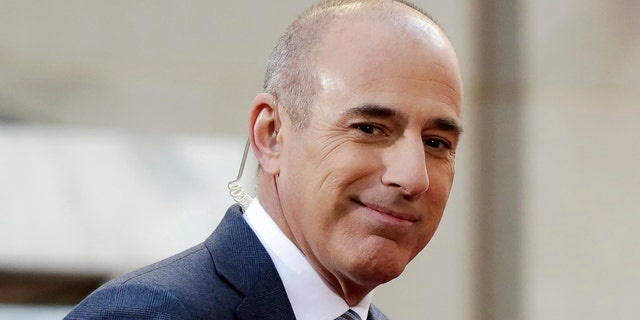 """Today"" show host Matt Lauer was fired from his 20-year post for alleged sexual misconduct."