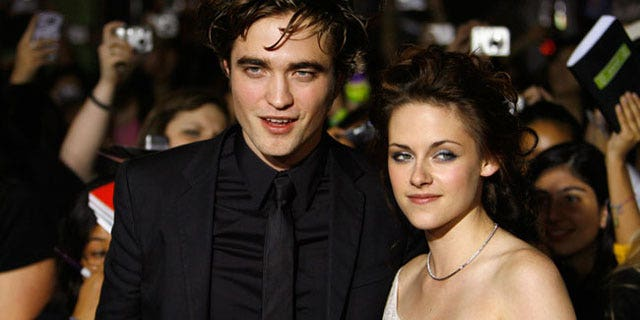 """Robert Pattinson and Kristin Stewart are stars of one of the biggest vampire franchises of all time, the """"Twilight"""" saga."""