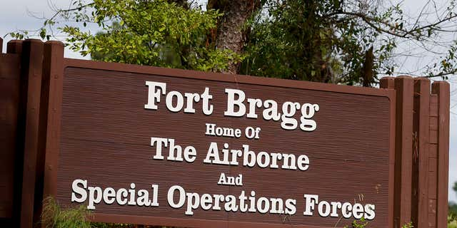 Fort Bragg in North Carolina is one of 10 U.S. Army bases named for Confederate soldiers.