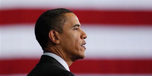 President Barack Obama speaks at Wright Middle school in Madison, Wis, Wednesday, Nov. 4, 2009.  (AP)