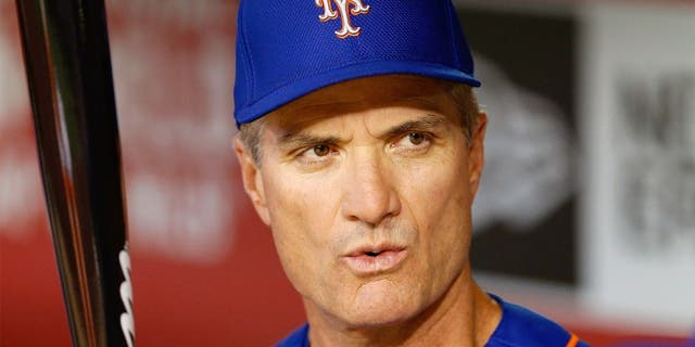 PHOENIX, AZ - JUNE 05: Bench coach Bob Geren #15 of the New York Mets before the MLB game against the Arizona Diamondbacks at Chase Field on June 5, 2015 in Phoenix, Arizona. The Diamondbacks defeated the Mets 7-2. (Photo by Christian Petersen/Getty Images)