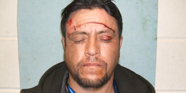 Jose Victor Chaparro-Saenz was arrested and charged in the deadly Thanksgiving crash.