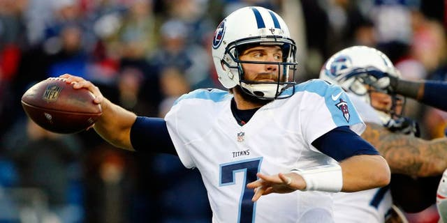 Zach Mettenberger will throw passes once again. (Winslow Townson-USA TODAY Sports)
