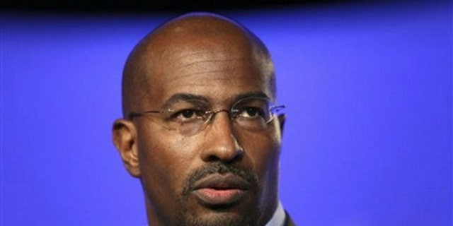 CNN's Van Jones (Associated Press)