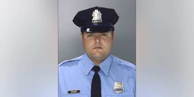Officer Jesse Hartnett.