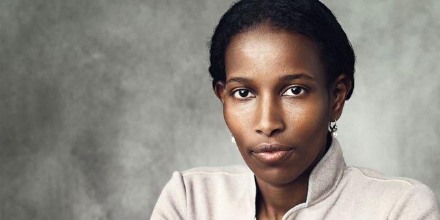 Ayaan Hirsi Ali, founder, the AHA Foundation