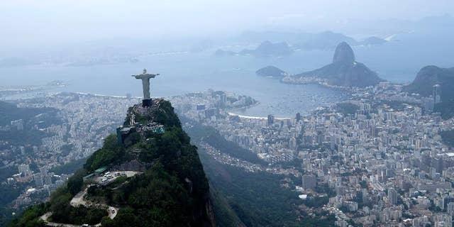 Rio de Janeiro in October.