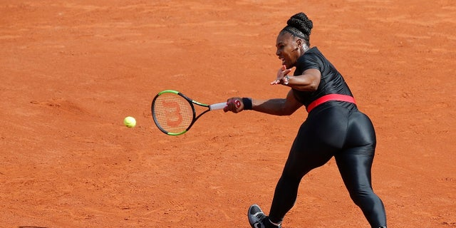 """Serena Williams was told she could not wear her """"Wakanda-inspired catsuit."""""""