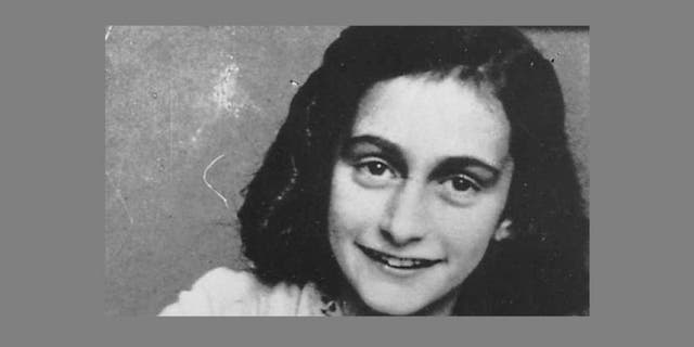Anne Frank was born in Germany and fled to the Netherlands with her family as Adolf Hitler rose to power.