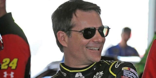 Four-time champion Jeff Gordon finished his last season a strong 3rd in the standings.
