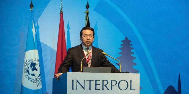 The president of Interpol, Meng Hongwei, was nowhere to be seen or heard after boarding a flight bound to his native China earlier this month.His wife has publicly appealed for help and is fearing for her life.