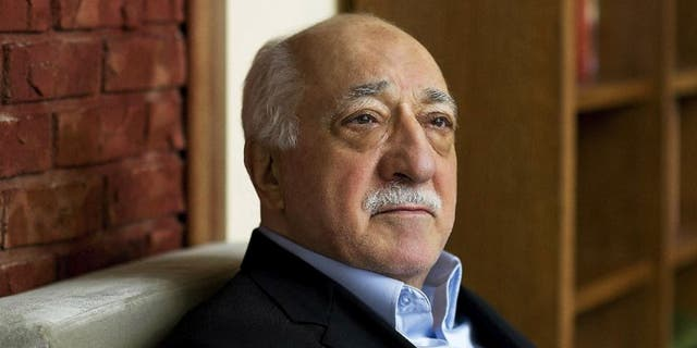U.S-based cleric Fethullah Gulen, who Turkish officials blame for the 2016 failed coup attempt.
