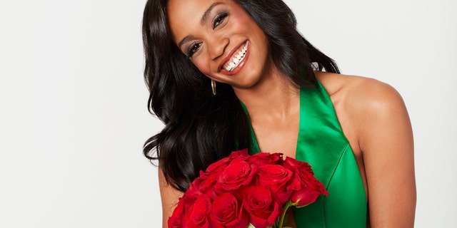 """THE BACHELORETTE - Rachel Lindsay, a fan favorite on the 21st season of ABC's hit romance reality series """"The Bachelor,"""" starring Nick Viall, was named as the next woman to hand out the roses and attempt to find her own happy ending when """"The Bachelorette"""" premieres for its 13th season, MONDAY, MAY 22 (9:00-11:00 p.m. EST), on The ABC Television Network. (ABC/Craig Sjodin)RACHEL LINDSAY"""