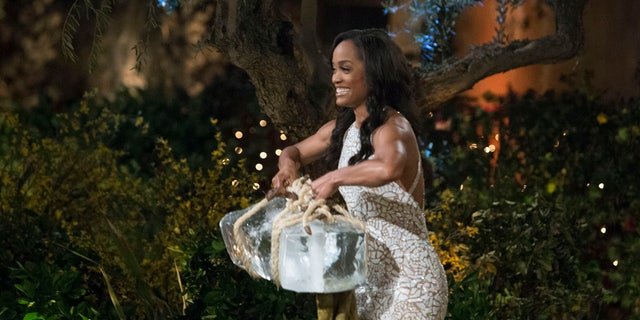 """BACHELORETTE 13 - """"Episode 1301"""" - Accomplished Texas attorney Rachel Lindsay takes a recess from the courtroom to start her search for happily ever after in the 13th edition of ABC's hit series, """"The Bachelorette,"""" premiering at a special time, MONDAY, MAY 22 (9:01-11:00 p.m. EDT), on The ABC Television Network. (ABC/Paul Hebert)RACHEL LINDSAY"""
