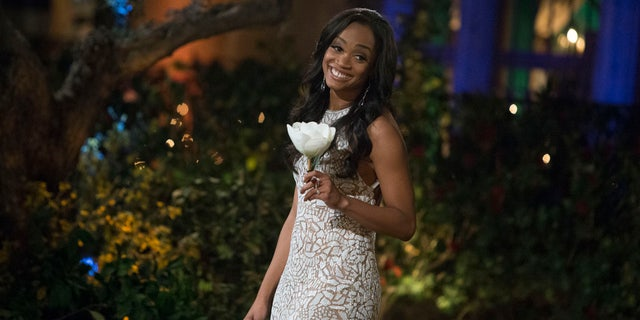 """BACHELORETTE 13 - ÒEpisode 1301Ó - Accomplished Texas attorney Rachel Lindsay takes a recess from the courtroom to start her search for happily ever after in the 13th edition of ABC's hit series, """"The Bachelorette,"""" premiering at a special time, MONDAY, MAY 22 (9:01-11:00 p.m. EDT), on The ABC Television Network. (ABC/Paul Hebert)RACHEL LINDSAY"""