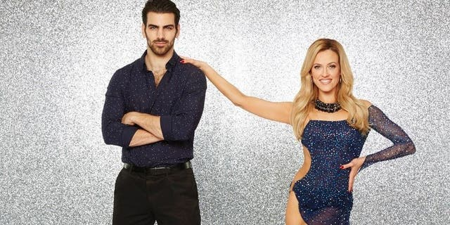 DANCING WITH THE STARS - NYLE DIMARCO AND PETA MURGATROYD
