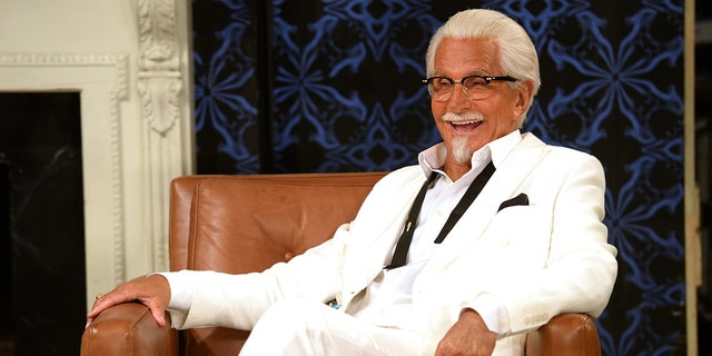 """The Colonel will evidently demonstrate his """"computer coding skills"""" on Friday's episode."""
