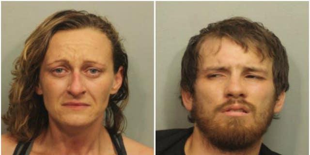 Evonne Christine Mick, 36, and David Andrew Salinas, 22