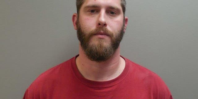 This undated image provide by the Paulding County Sheriff's Office shows Branden Powell.