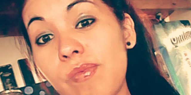 Fernanda Pereyra, 26, was murdered and burned to a crisp in what authorities believe was a Satanist ritual.