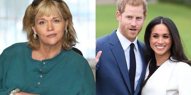 Samantha Markle (left) has been speaking to the media about her relationship with half-sister Meghan Markle.