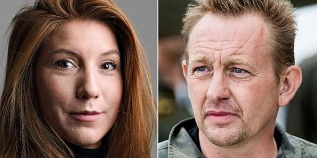 Peter Madsen, right, the inventor charged with killing journalist Kim Wall, left, had video of the torture and killing of women, a prosecutor said.