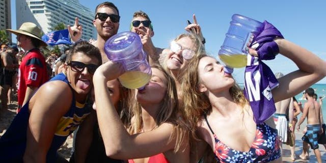 Through the months of March and April, collegians invade hotspot destinations across the South and Caribbean to celebrate spring break.