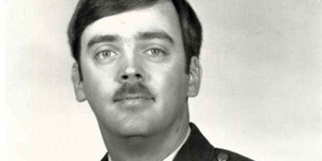 This undated photo released by the U.S. Air Force shows Capt. William Howard Hughes, Jr., who was formally declared a deserter by the Air Force Dec. 9, 1983.