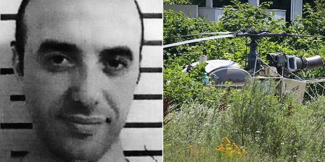 Redouine Faid, 46, considered France's most wanted man, was reportedly seen near Paris this week after his July 1 escape from prison via helicopter.