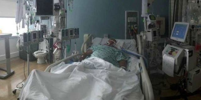 His family said he suffers from Parkinson's, which puts him at an increased risk for severe infection. (Fox 29)