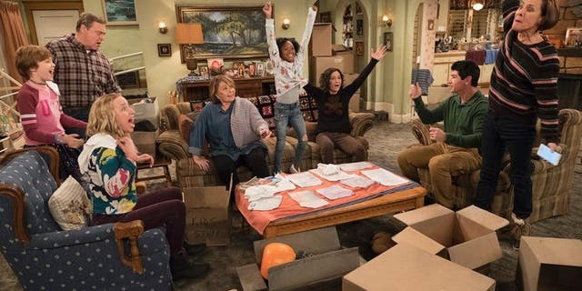 """The """"Roseanne"""" spinoff, """"The Conners,"""" will premiere in the fall."""
