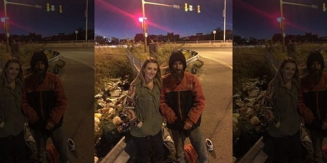 Bobbitt was homeless and addicted to drugs in November when he gave his last $20 to Kate McClure, a stranded motorist on the side of the road in Philadelphia.