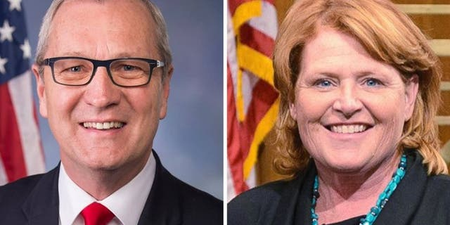 Rep. Kevin Cramer, R-N.D., tops incumbent Democrat Sen. Heidi Heitkamp among North Dakota likely voters by 48-44 percent, in a Fox News poll.