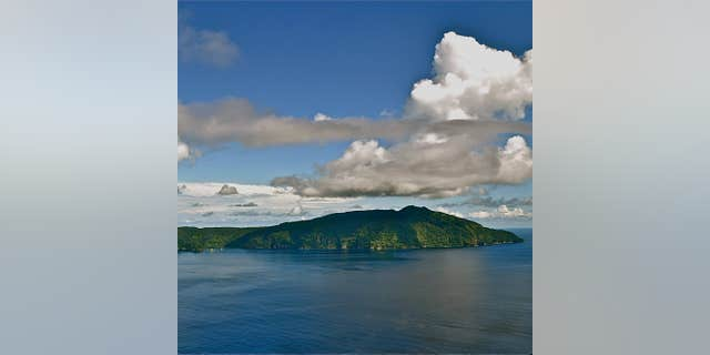 Cocos Island National Park.