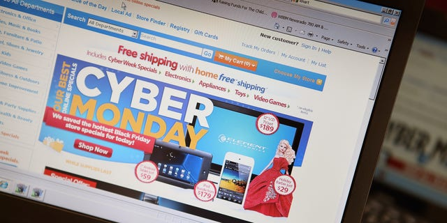 The online sales momentum from Thanksgiving and Black Friday is expected to carry over into Cyber Monday, retail watchers say.