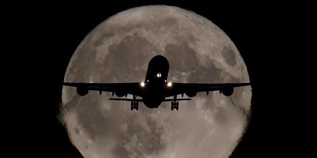 Catch the micro full moon rising tonight