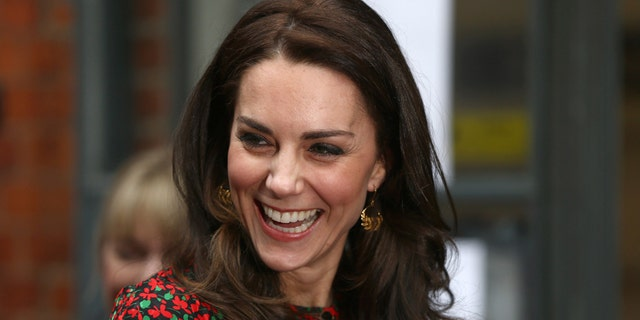 Britain's Catherine, Duchess of Cambridge, arrives at the Harrow Club in London, Britain December 19, 2016. REUTERS/Neil Hall  - RTX2VN9J