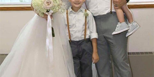 The couple, who first met 11 years ago, have two kids together.