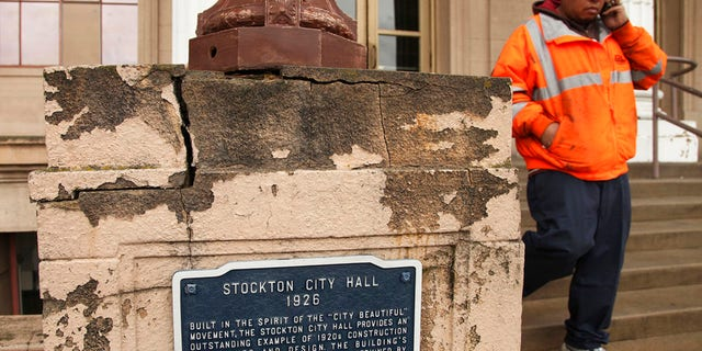 Stockton, California is trying out a 'universal basic income' program.