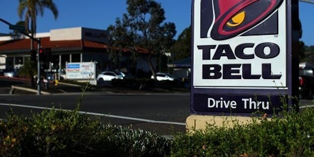 Taco Bell was the second most popular fast food choice among marijuana users, a study showed.