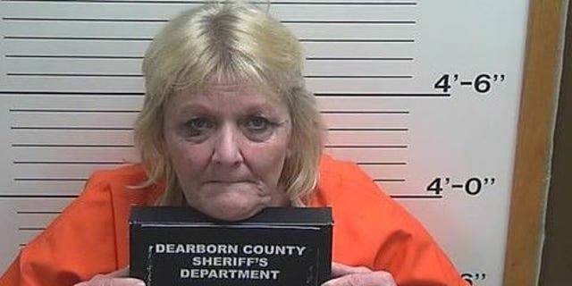 "Debra Ferguson, dubbed ""Grandma Stinker,"" was arrested on Wednesday."