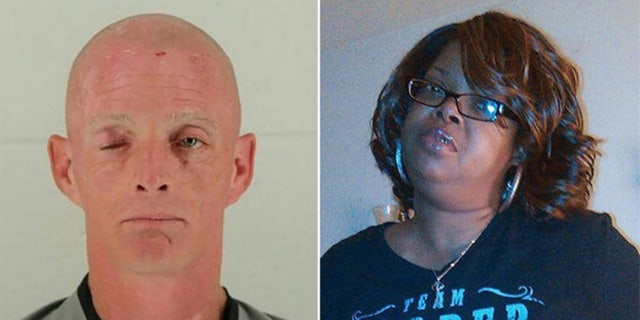 Ronald Lee Kidwell, 47, is accused of killing MeShon Cooper, 43, in Kansas.